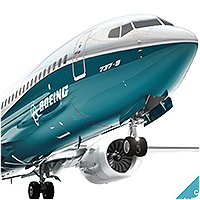 By 2034, Boeing noted, the world's commercial airplane fleet will have doubled
